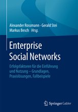Enterprise Social Networks 2016